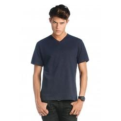 V-NEK t-shirt scollo V