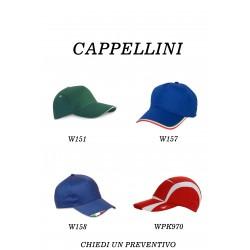 Cappellino stampato