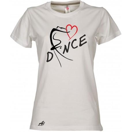T-shirt Donna Dance