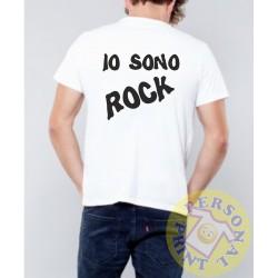 T-shirt Moda Rock