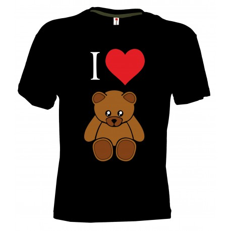 T-shirt Orsetto