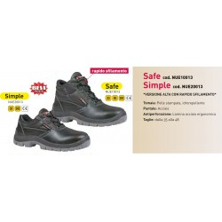 Scarpa Antinfortunistica U POWER Simple & Safe